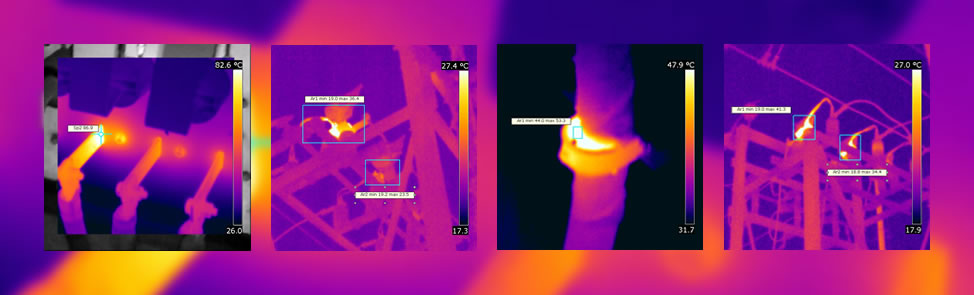 Infra red and thermal imaging