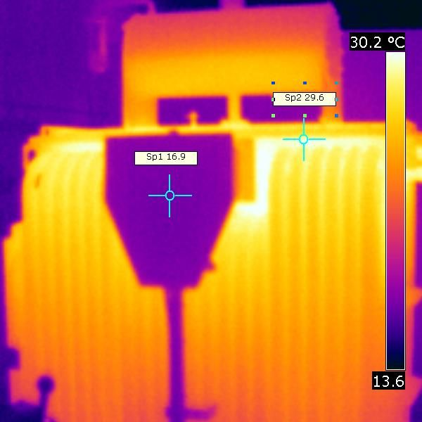 Infra Red Amp Thermal Imaging High Voltage Solution
